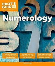 Idiot's Guides - Numerology by Dennis Cohen and Jean Simpson (2014, Paperback)