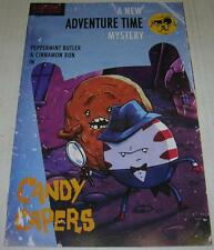 ADVENTURE TIME: CANDY CAPERS #4 COVER D (KaBoom 2013) FINN & JAKE (FN+) RARE