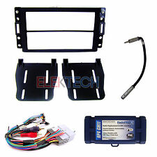 PAC Radio Replacement Interface Steering Wheel Control Bose Double DIN Dash Kit