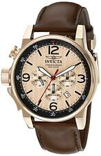 Invicta Men's 20139 I-Force Analog Display Quartz Brown Watch
