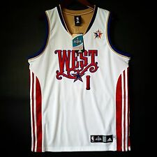 100% Authentic Tracy Mcgrady Tmac 2008 NBA All Star Game Jersey 44 L