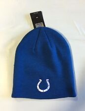 Indianapolis Colts Knit Beanie Winter Hat Toque Skull Cap NEW Blue