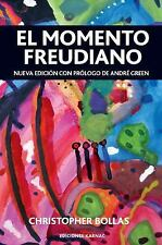 El Momento Freudiano by Christopher Bollas (2015, Paperback)