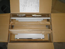 New Frigidaire Stainless Steel Microwave Trim Kit #82-0308-12.