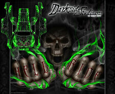 """TRAXXAS SLASH 4X4 GRAPHICS WRAP DECALS """"HELL RIDE"""" DECAL SET"""