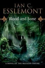 Blood and Bone: A Novel of the Malazan Empire (Novels of the Malazan-ExLibrary