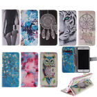 NEW Design Magnetic Wallet PU Leather Card Flip Stand Fashion Case Cover For (2)