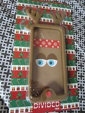H&M DIVIDED REINDEER HOLIDAYS SUPER COOL IPHONE 5 PHONE CASE COVER SEALED