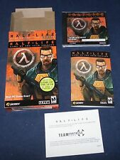 Half-Life 2 - PC 2004 Complete 5 Disc Set in Original Box - Complete