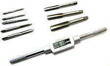 9pc Metric Tap / Wrench Taps & Dies Rethreading Set By Bergen 2548