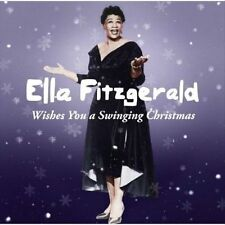 ELLA FITZGERALD**WISHES YOU A SWINGING CHRISTMAS (WITH BOOKLET)**CD