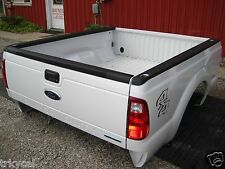 Ford Super Duty F250 F350 6.5' SHORTBED Truck bed 1999 - 2016 White Short bed