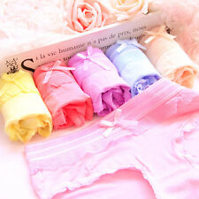 Women's 12pcs Lady Color Random Pants Modal Cotton Briefs Underwear