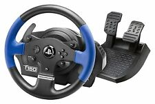 Thrustmaster T150 Force Feedback Gaming Racing Wheel for PS4, PS3, and PC NEW