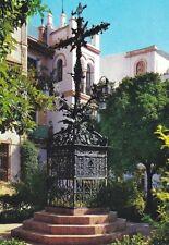 LOCKSMITH'S CROSS, PLAZA DE SANTA CRUZ, Sevilla, Spain Vintage Postcard!