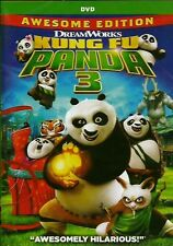 Kung Fu Panda 3 ( 2016) FORMAT DVD NEW* Animation, Family,