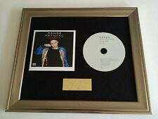 SIGNED/AUTOGRAPHED CONOR MAYNARD - VEGAS GIRL FRAMED CD PRESENTATION. RARE