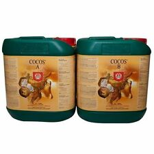 House & Garden Coco Nutrient A & B 20 Liter 20L ea - healthy plants fertilizer