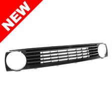 85-92 VW GOLF MK2 FRONT EURO BADGELESS SPORT GRILLE - SINGLE ROUND