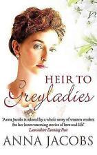Heir to Greyladies von Anna Jacobs (2014, Taschenbuch)