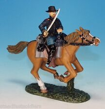 Frontline Figures: AUA.4, Civil War, Mounted Union Artillery Officer - Charging