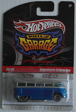 "Hot Wheels – VW Drag Bus Samba ""30-Car Set Phil´s Garage"" Chase Neu/OVP"
