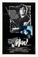 Stark Raving Mad Poster 01 Metal Sign A4 12x8 Aluminium