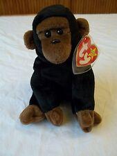 """Ty Beanie Baby """" Congo """" The Monkey"""