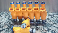 1987 1988 1989 19LB Ford Mustang 5.0L Bosch 4 hole fuel injectors BEST UPGRADE!