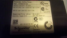SCHNEIDER XPS-BA / XPSBA5120 PREVENTA SAFETY RELAY