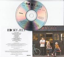 RED SKY JULY The Truth & The Lie 2016 UK 10-track promo CD Beth Nielsen Chapman
