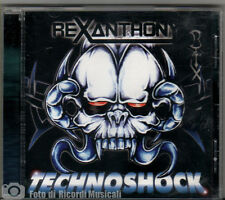 TECHNO SHOCK 9 NINE By Rexanthony  technoshock