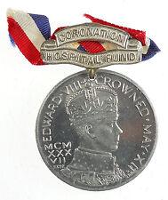 1937, ABANDONED CORONATION OF EDWARD VIII. Coronation Hospital Fund