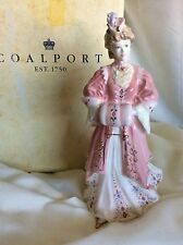 BNIB Coalport Lady Harriet Figurine  Belle Epoque Collection Lt Ed 3028  /12,500
