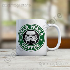 Star Wars Coffee StarBucks Quote Ceramic Printed Tea Cup Coffee Mug Christmas