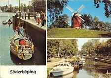 BR4921 Soderkoping ship bateaux    sweden