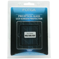 FOTGA Optical Glass Rigid Hard LCD Screen Protector For Canon 40D 50D 5DII DSLR
