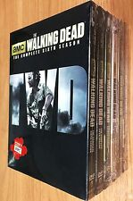 The Walking Dead Complete Series Seasons 1-6 DVD Season 1 2 3 4 5 6 Brand New