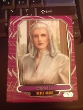 Star Wars 2012 Galactic Files 1 #205 Winter Rebel Agent NrMint-MINT