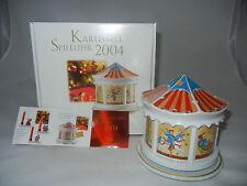 Hutschenreuther Spieldose Spieluhr Spieldose 2004  (meine Art-Nr. 2004-6)