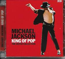 MICHAEL JACKSON - King of Pop (THE DUTCH COLLECTION) 2 x CD 35TR 2008 SONY BMG