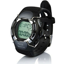 HOT Waterproof Heart Rate Monitor Calorie Pulse Sport Watch With