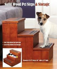 Etna Pet Store Solid Wood Steps New