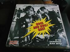 33 TOURS / LP--CALIFORNIAN BLACK DEVILS--ROCK AND ROLL BABY