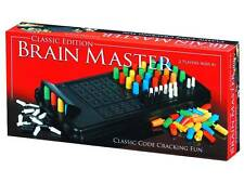 Brain Master Classic Edition.  Code Breaking Fun Family Game. New & Sealed