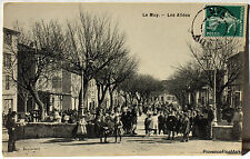 CPA POSTCARD LE MUY LES ALLEES   1908   225Aa9