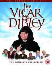 VICAR OF DIBLEY COMPLETE SERIES DVD Box Set Collection New Sealed UK Release