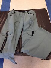 Women's Pants License Zumba Apparel Gray 2XL