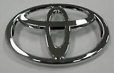 Genuine Toyota Front Badge Emblem Hilux 01-05 Rav4 00-05 Rav 4 Logo New Original