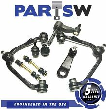 10Pc Suspension Kit For 97-03 Ford Expedition F-150 F-250 Expedition 2WD 5YearWA